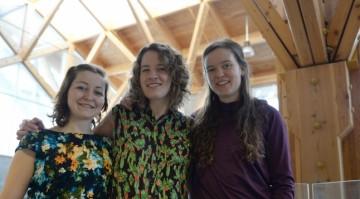 Mauree, Allison, Kathleen